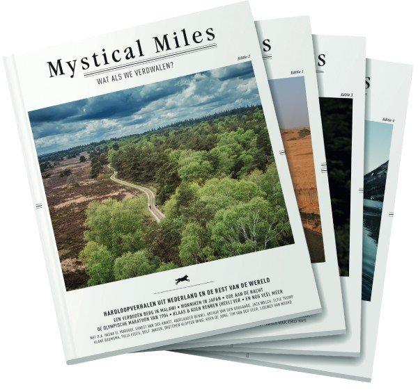 Mystical Miles Jaarabonnement
